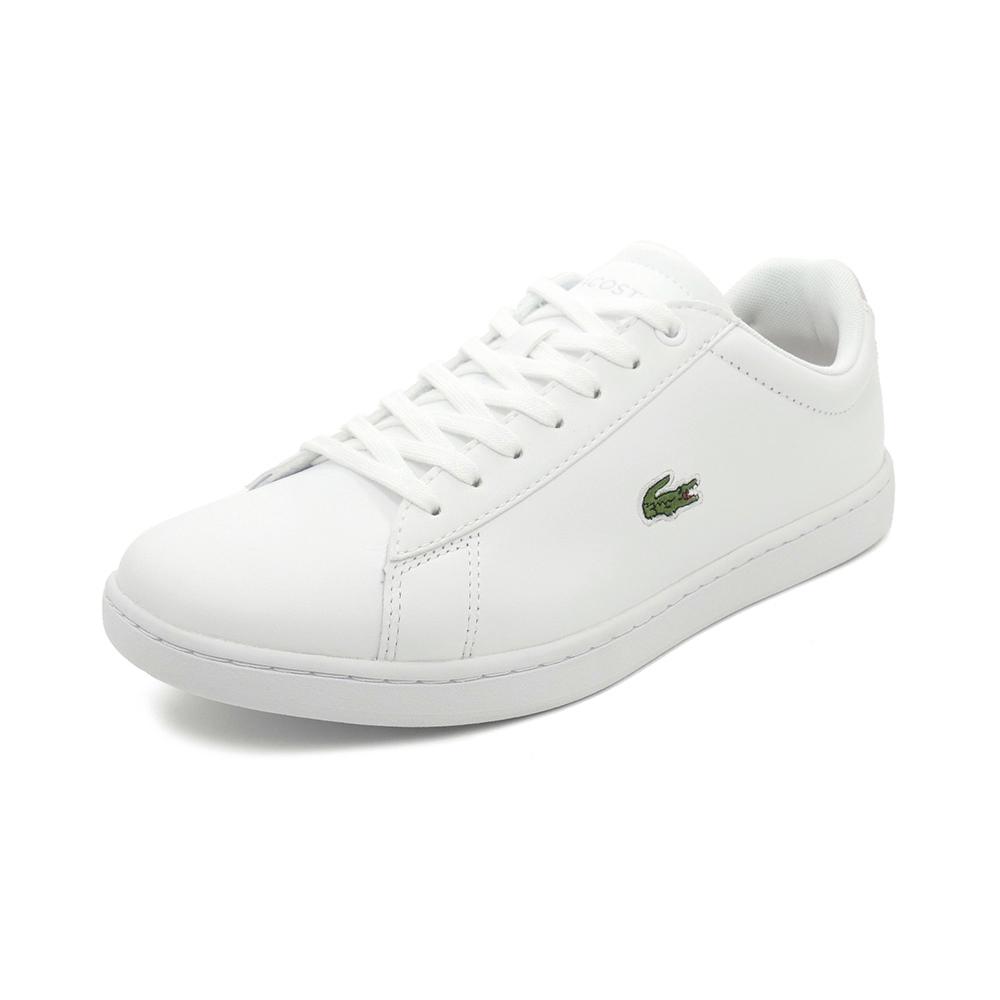 スニーカー ラコステ LACOSTE HYDEZ3181P ホワイト/ブラック メンズ シューズ 靴 18FA