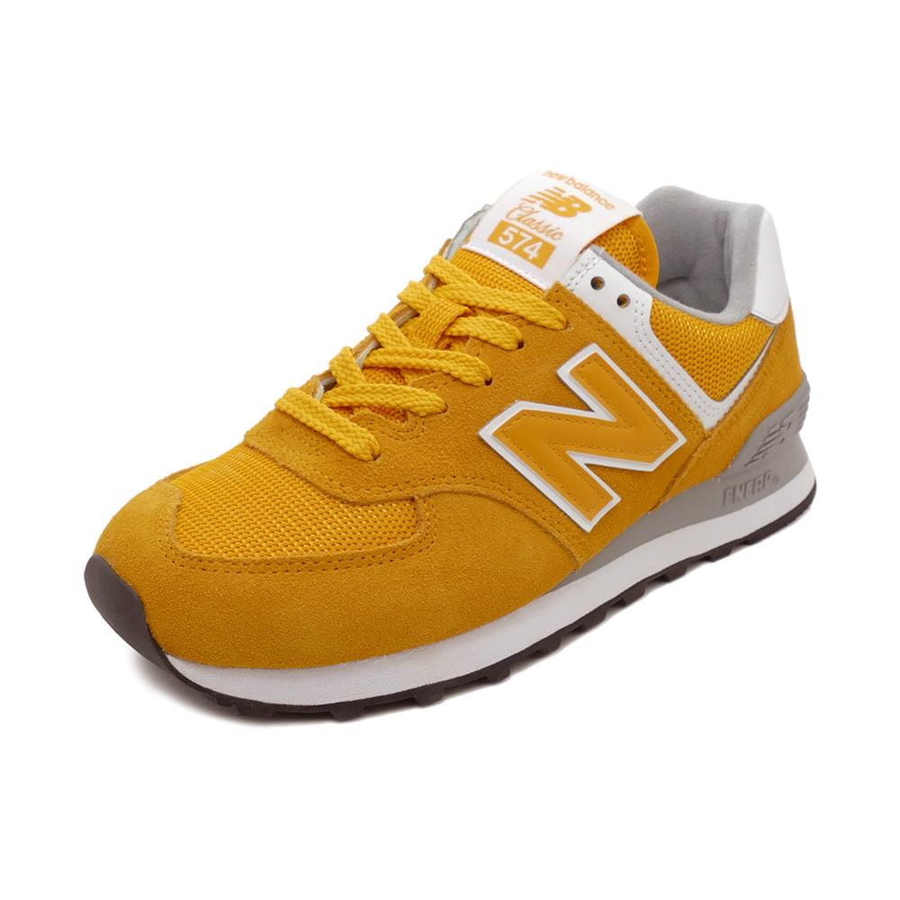 スニーカー ニューバランス NEW BALANCE WL574UNB イエロー NB レディース シューズ 靴 18HO