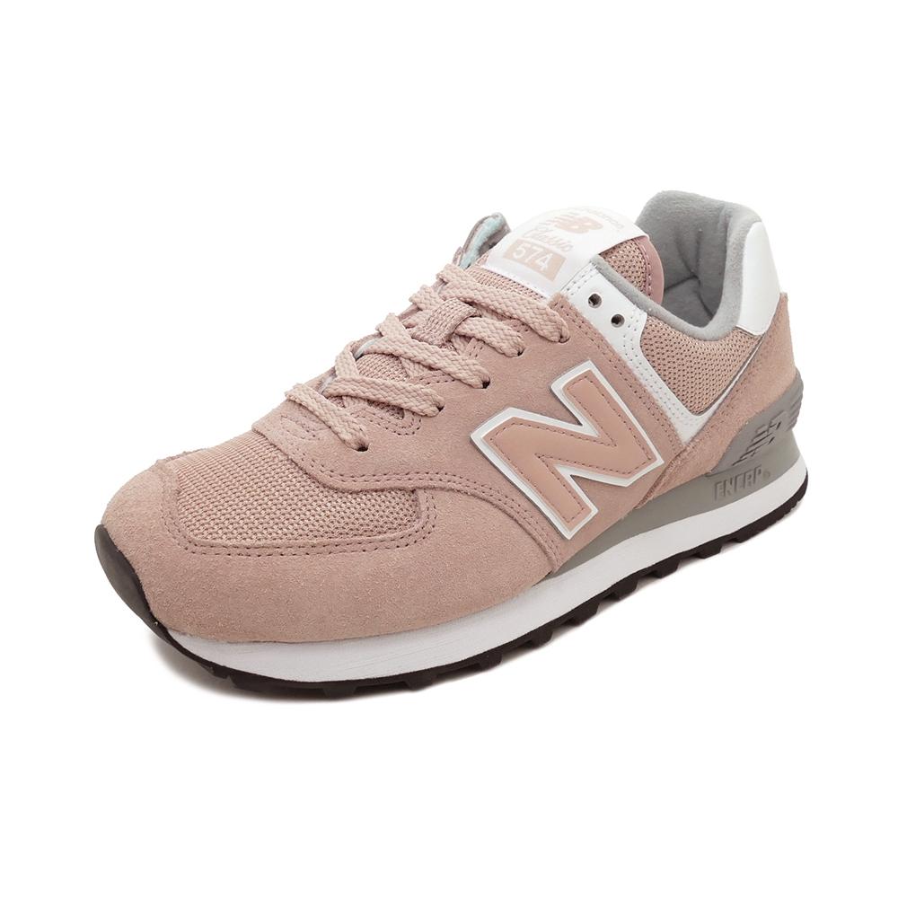 スニーカー ニューバランス NEW BALANCE WL574UNC ピンク NB レディース シューズ 靴 18HO
