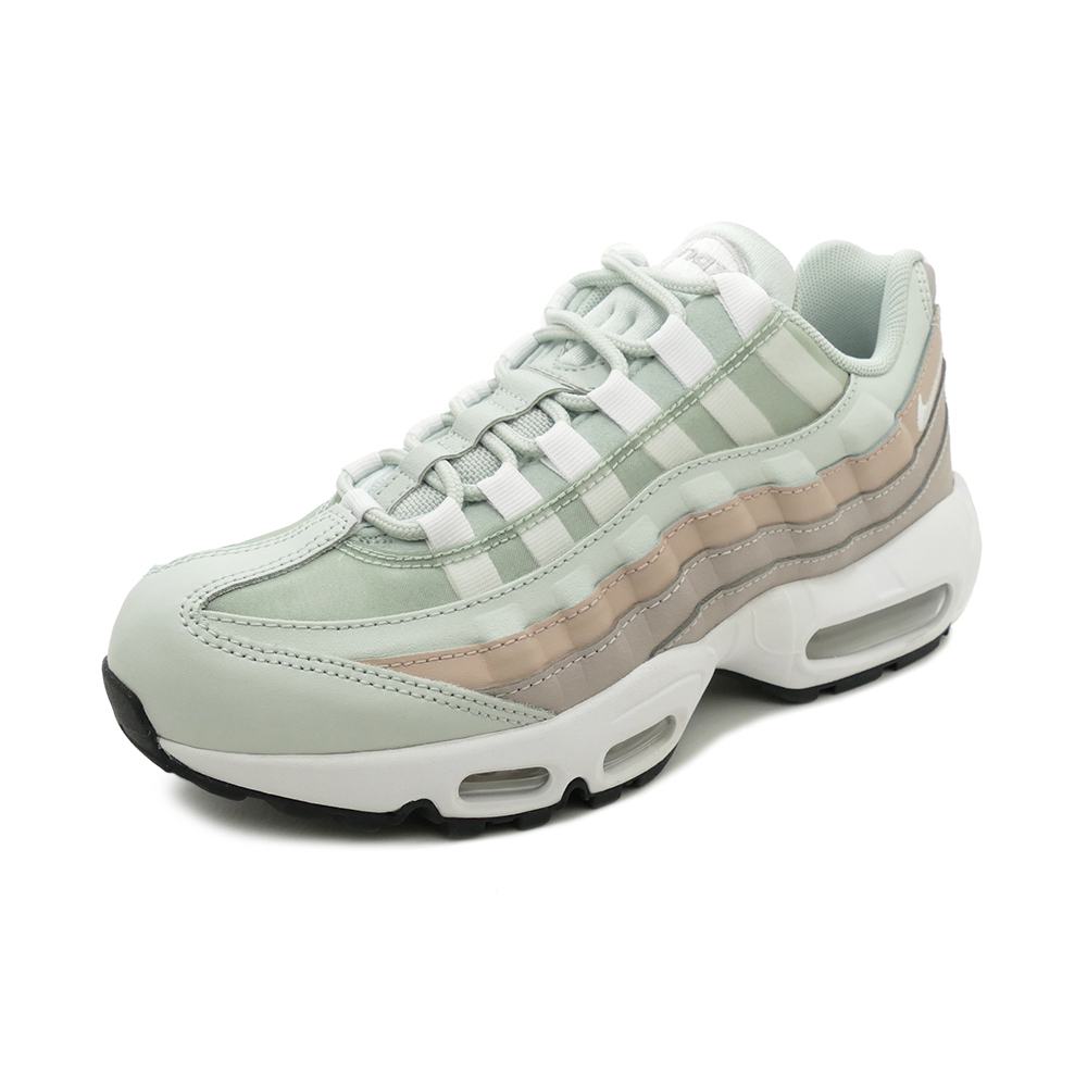 ba0af1b8fe6 Sneakers Nike NIKE women Air Max 95 light silver   white   moon particle  men gap Dis shoes shoes 18HO