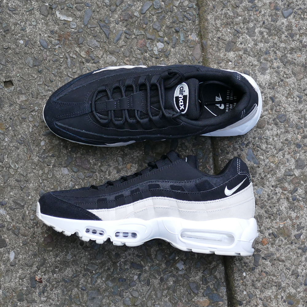 timeless design add16 a8ee9 Sneakers Nike NIKE women Air Max 95PRM black  spruce aura  summit white  men gap Dis shoes shoes 19SP
