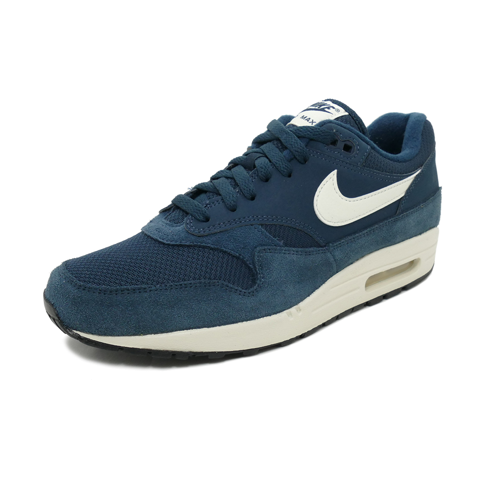 3e9518ee304 Sneakers Nike NIKE Air Max 1 アーモリーネイビー   sail men gap Dis shoes shoes 19SP