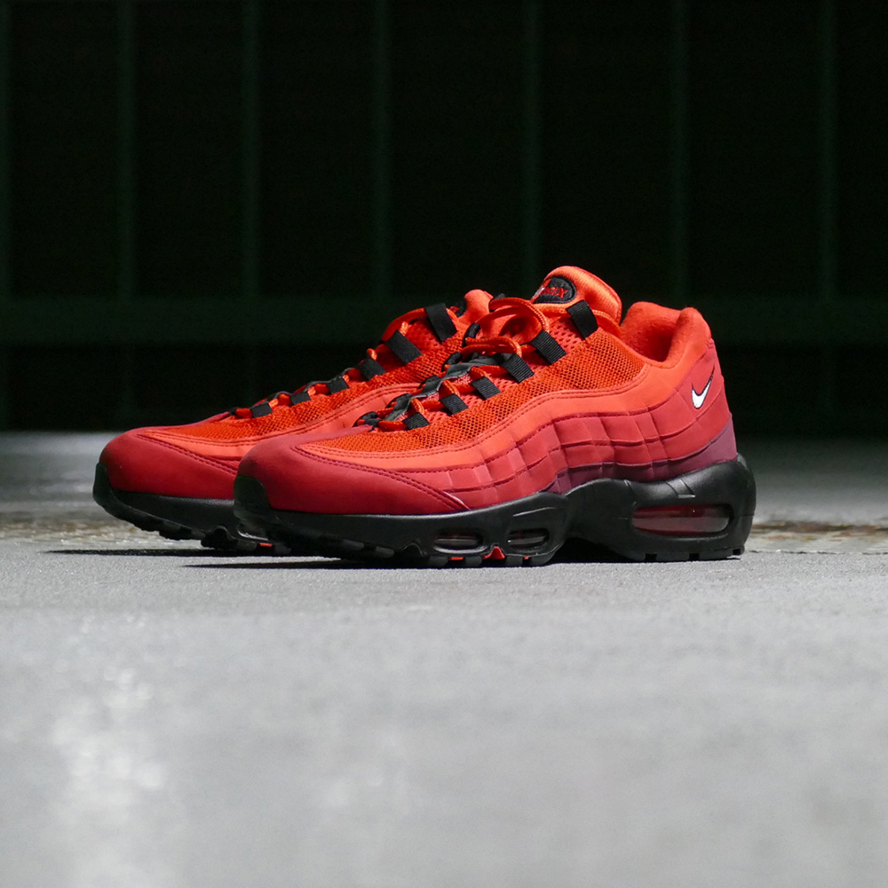 33cd517fffe Sneakers Nike NIKE Air Max 95OG habanero red men gap Dis shoes shoes 19SP