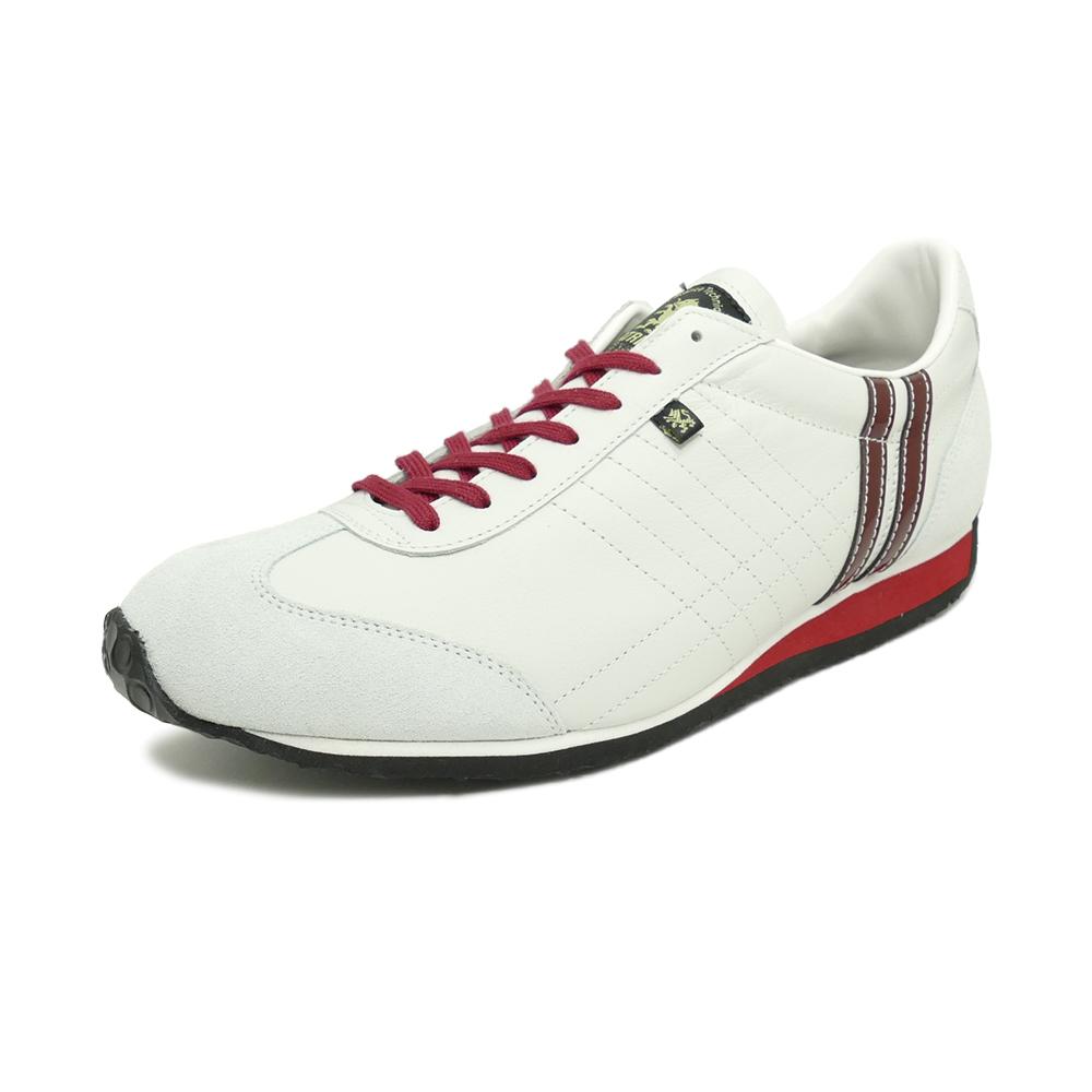 スニーカー パトリック PATRICK アイリス WHT/RGE ホワイト/ルージュ メンズ レディース シューズ 靴 19SS