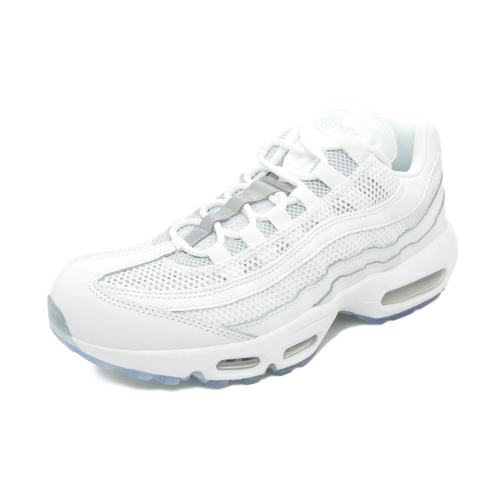 スニーカー ナイキ NIKE エアマックス95エッセンシャル ホワイト/ピュアプラチナ メンズ レディース シューズ 靴 19SU