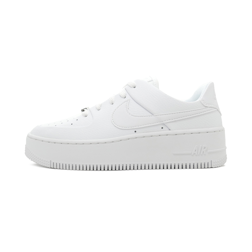 Sneakers Nike NIKE women air force 1 Seiji LOW white Lady's shoes shoes 18HO