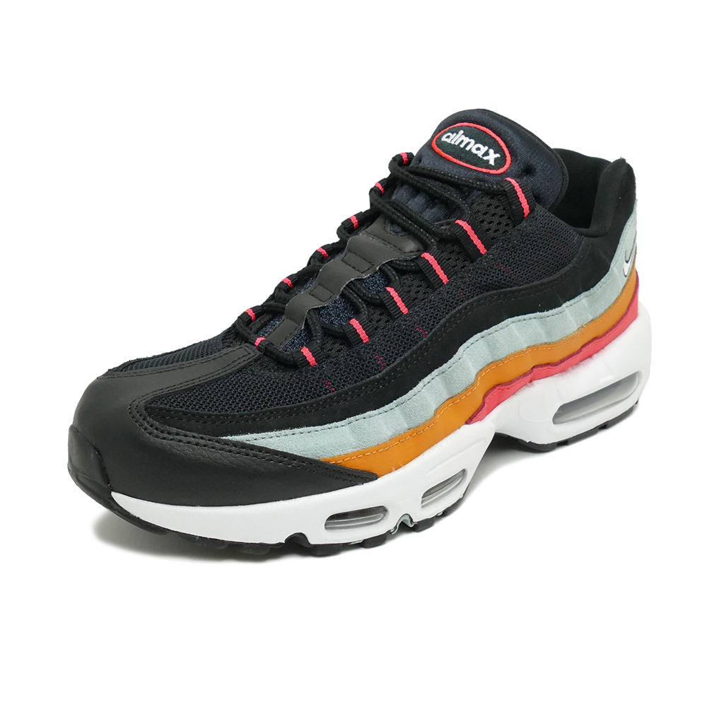 promo code 8eb42 e2579 Sneakers Nike NIKE Air Max 95 essential black / white / ocean cube men gap  Dis shoes shoes 19FA