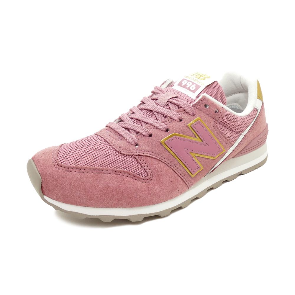 new balance gold pink