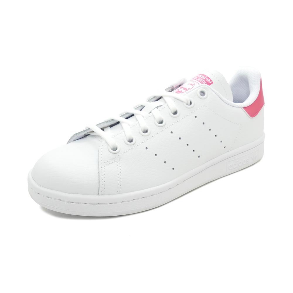 adidas stans smith scritta rosa