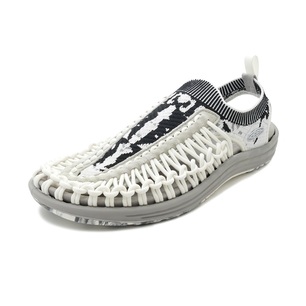 スニーカー キーン KEEN ユニークエヴォ スターホワイト/レイヴン 1021256 メンズ シューズ 靴 20SS