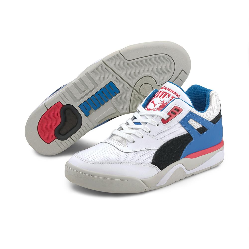 スニーカー プーマ PUMA パレスガード ザ ハンドレッズ ホワイト/ブラック 371382-01 メンズ シューズ 靴 20SU