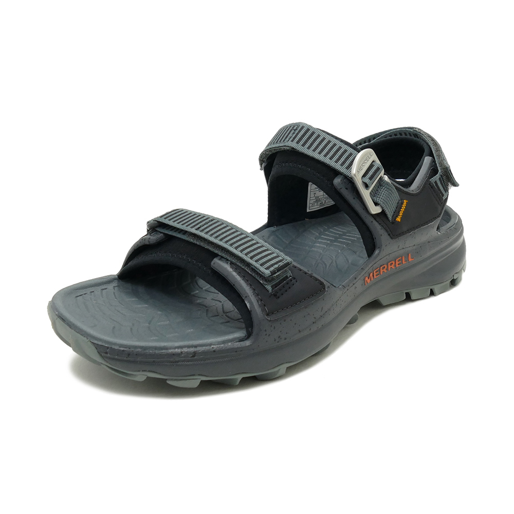 スニーカー メレル MERRELL チョップロックストラップ ブラック メンズ シューズ 靴 19SS