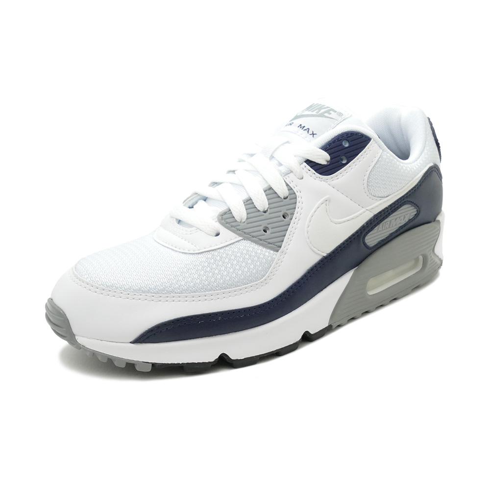 スニーカー ナイキ NIKE エアマックス90 ホワイト/パーティクルグレー/オブシディアン CT4352-100 メンズ シューズ 靴 20SU