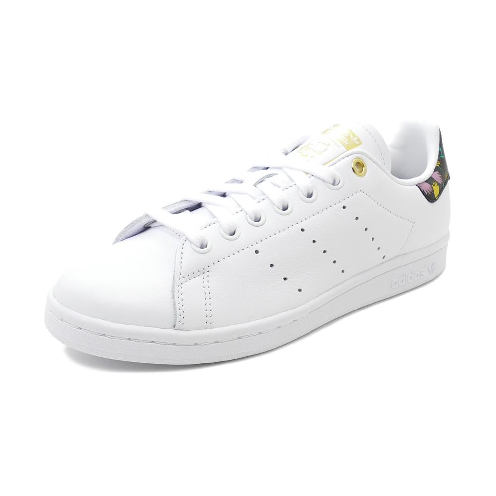 スニーカー アディダス adidas スタンスミスウィメンズ ホワイト/ブラック EH2037 レディース シューズ 靴 20Q2