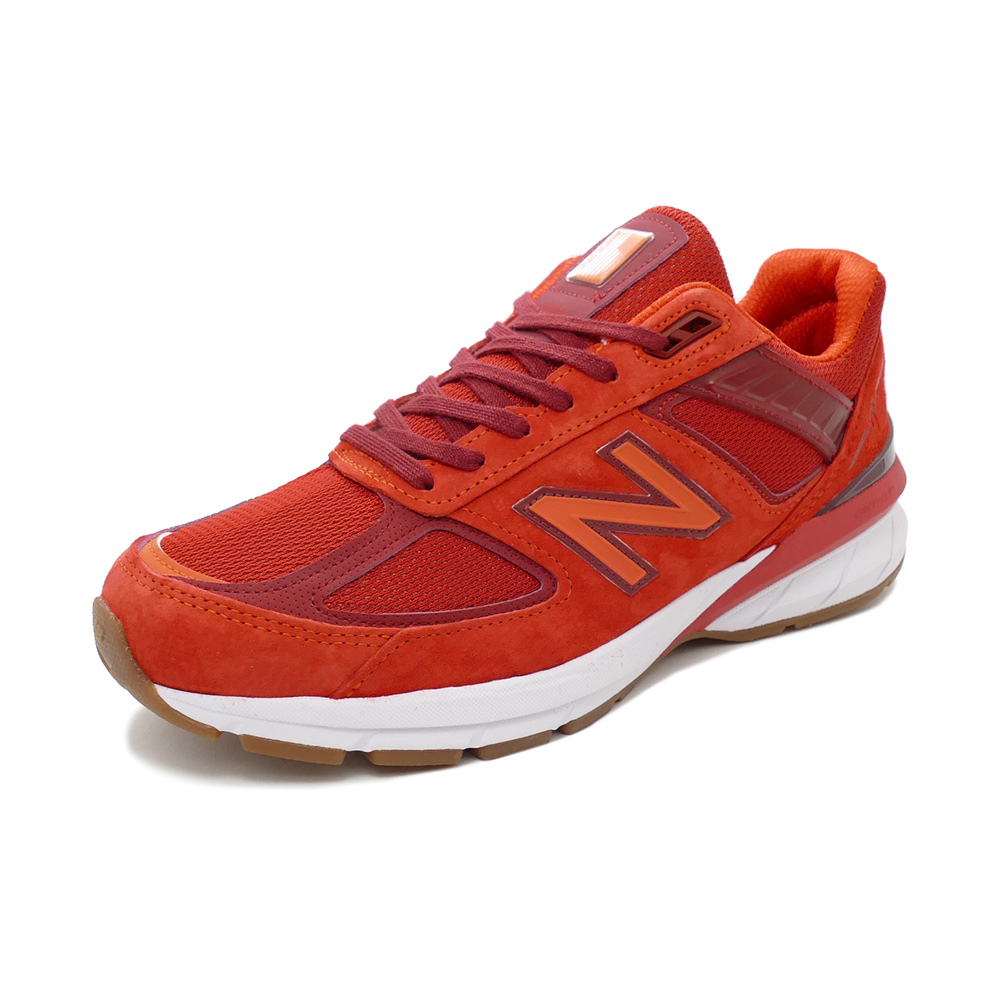 スニーカー ニューバランス NEW BALANCE M990MS5 レッド M990-MS5 NB メンズ シューズ 靴 20SS