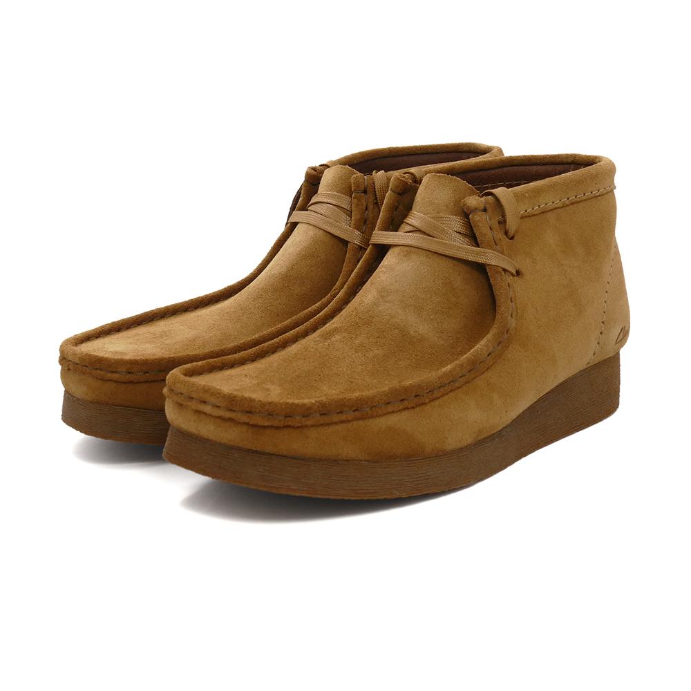 【国内送料無料】【国内正規品】 ブーツ クラークス Clarks ワラビーブーツ2 ブラウンスエード 茶 26161149 メンズ シューズ 靴 21SS