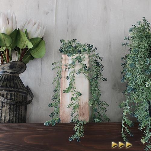 お気にいる メーカー在庫限り品 ハンギングリーフスプレー 造花 ハンギング リーフスプレー シルクフラワー 1本 アートフラワー