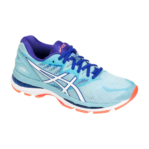 LADY GEL-NIMBUS 20【ASICS】●アシックスRUNNING FOOTWEAR ROAD(TJG775)*30