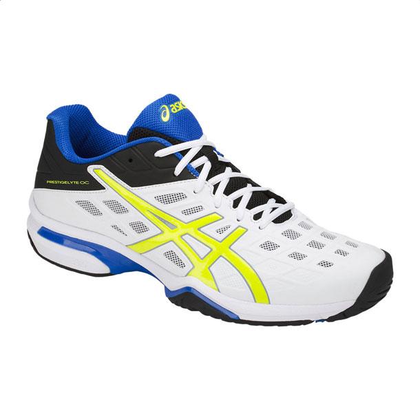 PRESTIGELYTE OC-wide【ASICS】アシックスTENNIS FOOTWEAR OMNICLAY COURT/SPEED(TLL771)*26