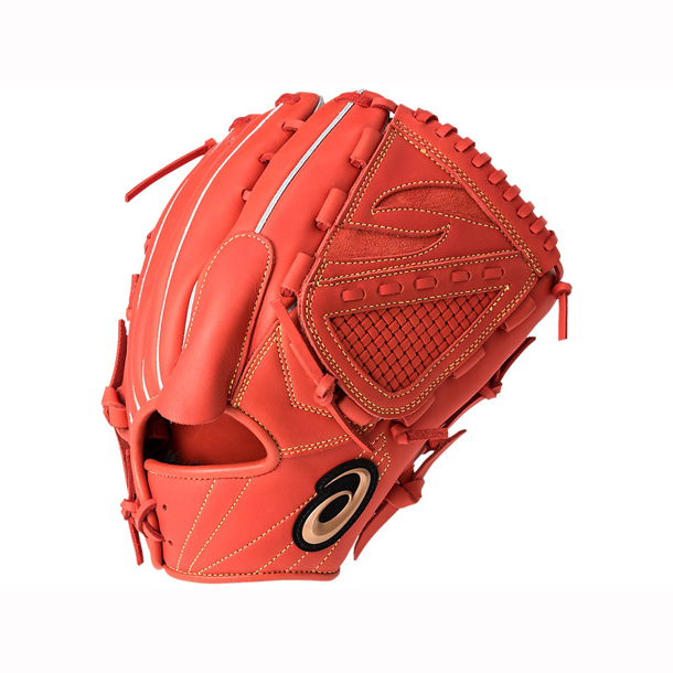 D-GROW ディーグロウ 軟式用 グローブ 投手用【ASICS】アシックス野球 ベースボール(3121A209)*46