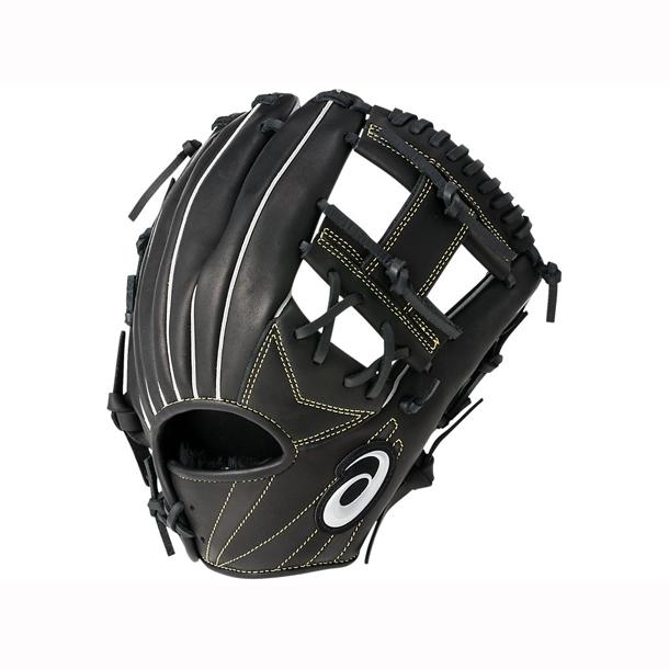 D-GROW ディーグロウ 軟式用 グローブ 内野手用(タテ)【ASICS】アシックス野球 ベースボール(3121A212)*24