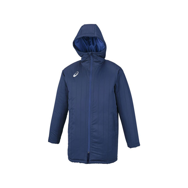 ウオーマーハーフコート【ASICS】アシックスFOOTBALL SOCCER APPAREL TEAM WARM UP SUIT(XSW230)*26