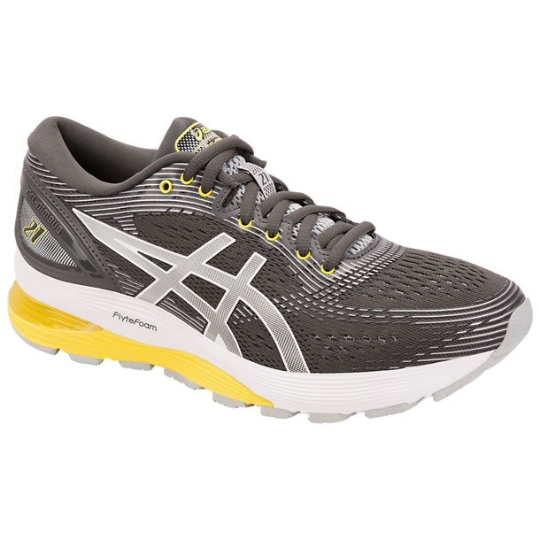GEL-NIMBUS 21(DARK GREY/MID GREY)【ASICS】●アシックス(1012A156)*36