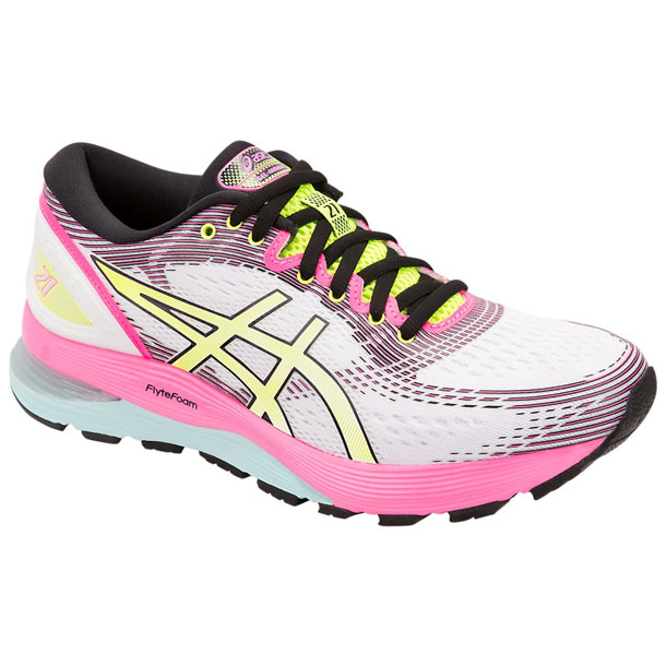 GEL-NIMBUS 21 SP(WHITE/WHITE)【ASICS】アシックス(1012A502)*27