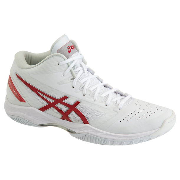 GELHOOP V11-narrow(WHITE/CLASSIC RED)【ASICS】アシックス(1061A013)*20