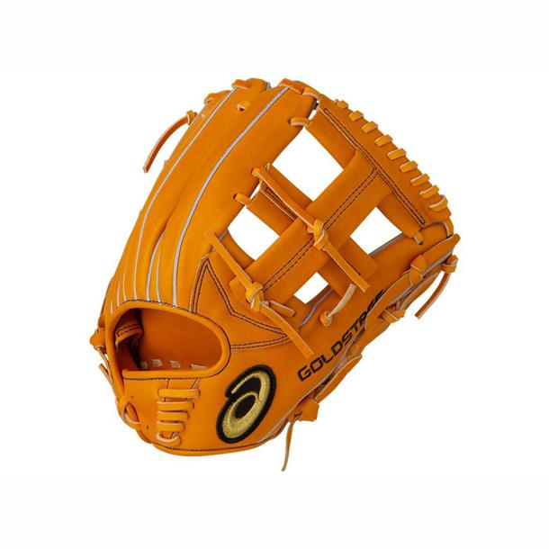 ゴールドステージ(内野手用)【ASICS】アシックス 野球 軟式 一般(3121A423)*20