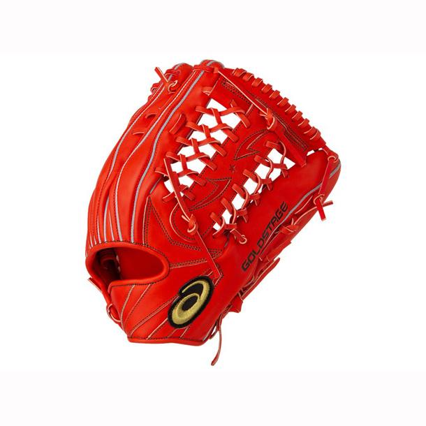 ゴールドステージ(外野手用)【ASICS】アシックス 野球 硬式用グラブ 20SS (3121A388)*20