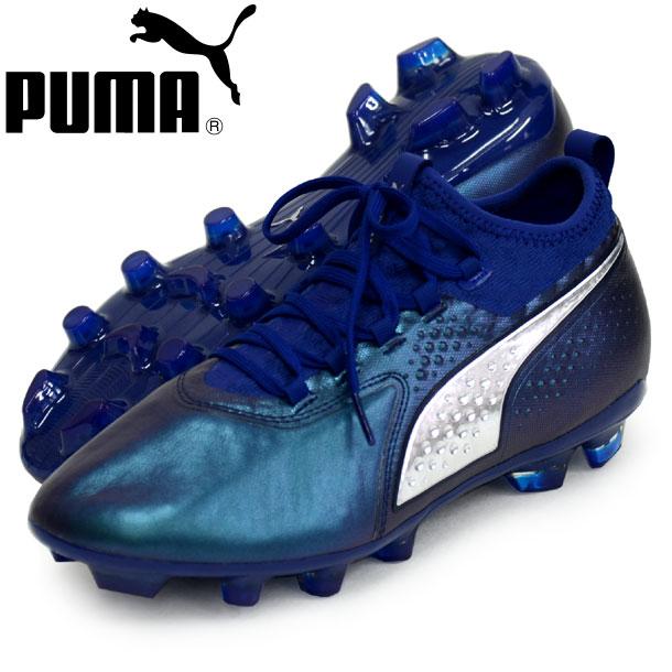 プーマ ワン 2 レザー HG【PUMA】プーマサッカースパイクシューズ18FW (104742-02)*10