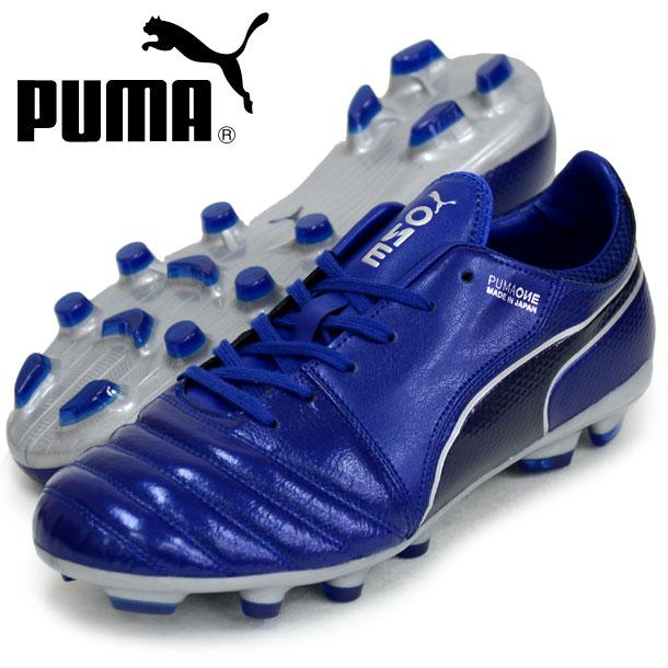 プーマ ワン J 3 HG【PUMA】プーマサッカースパイクシューズ18FW (104984-04)*10