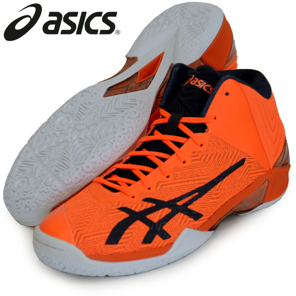 GELBURST 22 GE【ASICS】アシックスBASKETBALL FOOTWEAR +QUICKNESS18AW(TBF34G-800)*25