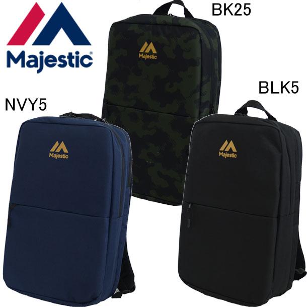 Authentic Practice Back Pack【Majestic】マジェスティック 野球 バックパック18FW(MK-XM13MAJ0021)*00