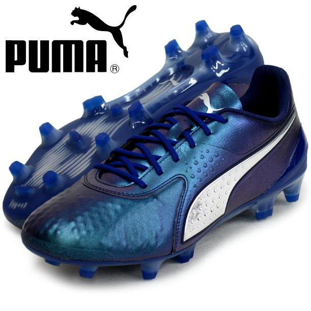 プーマ ワン 1 レザー CC FG/AG【PUMA】プーマ ● サッカースパイクシューズ18FW (104752-04)*44