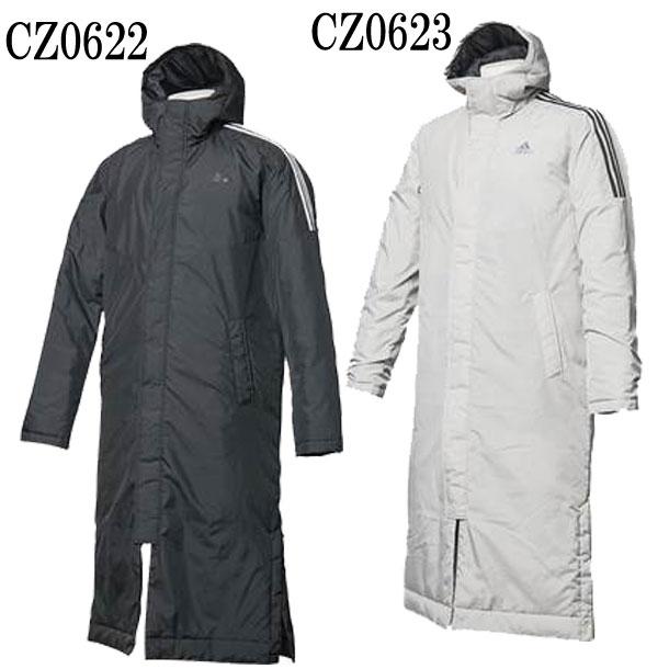 3-STRIPES INSULATION COAT【adidas】アディダスアウトドアコート18FW (EYV00)*20