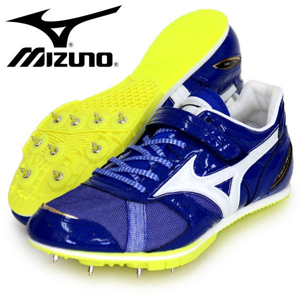 フィールドジオ LJ-Bd 【MIZUNO】ミズノ 陸上競技 陸上スパイク 走幅跳び専用 19SS (U1GA194001)*27