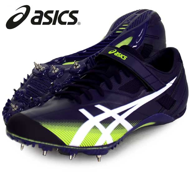 SP BLADE SF 2【ASICS】アシックスTRACK FIELD FOOTWEAR 短距離スパイク19SS(1093A001-500)*20