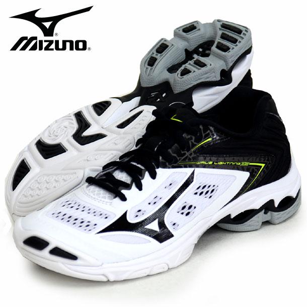 ウエーブライトニング Z5 【MIZUNO】ミズノ バレーボールシューズ19SS(V1GA190009)*25