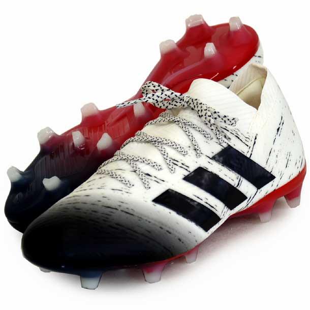 ネメシス 18.1 FG/AG 【adidas】アディダス サッカースパイク NEMEZIZ 19SS(BB9425)*10