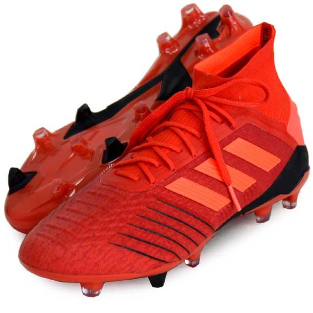 プレデター 19.1 FG/AG 【adidas】アディダス サッカースパイク PREDATOR 19SS(BC0552)*10