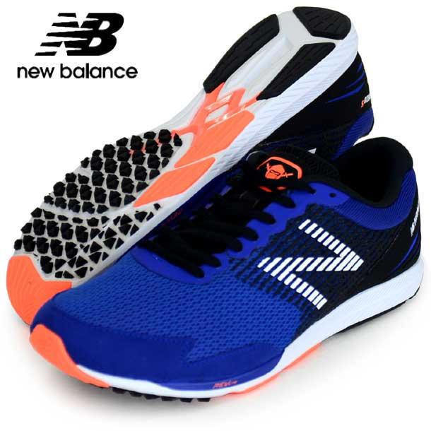 NB HANZO S M G2【NewBalance】ニューバランス ランニングシューズ メンズ19SS(MHANZSB-D/2E)*20