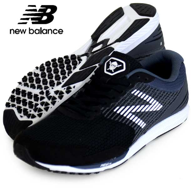 NB HANZO S M G2【NewBalance】ニューバランス ランニングシューズ メンズ19SS(MHANZSG2-D/2E)*20
