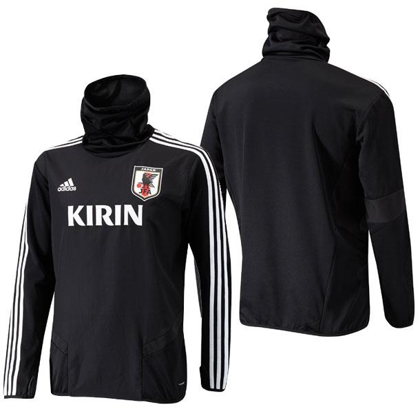 サッカー日本代表 TIRO19 ウォームトップ 【adidas】アディダス 日本代表 サッカー ウェア 19SS(XA019-CK9750)*00