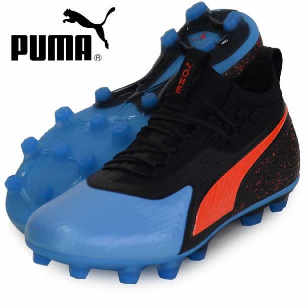 プーマ ワン 19.1 HG 【PUMA】プーマ サッカースパイク 19SS(105480-01)*00
