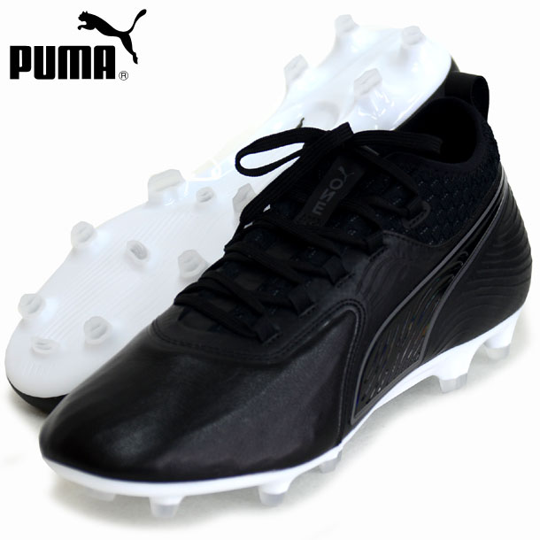 プーマ ワン 19.2 FG/AG 【PUMA】プーマ サッカースパイク 19SS(105484-02)*00
