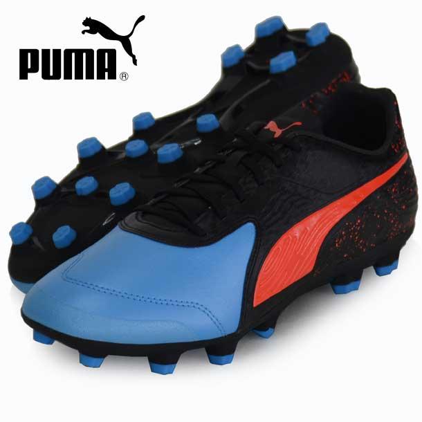 プーマ ワン 19.3 CC HG 【PUMA】プーマ サッカースパイク 19SS(105488-01)*00