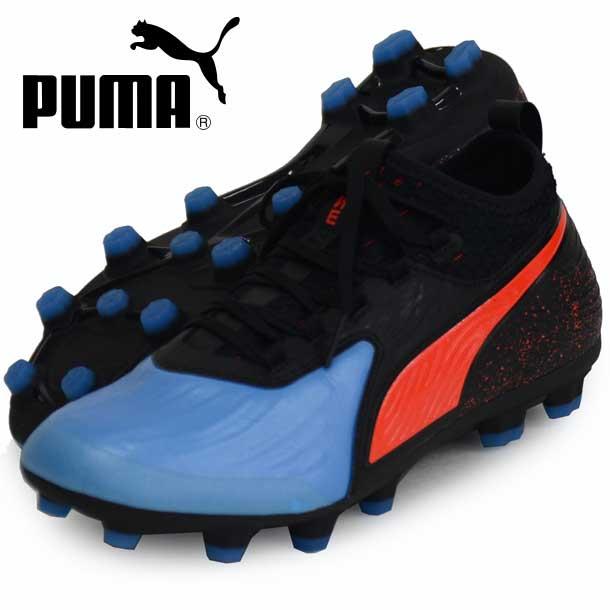 プーマ ワン 19.2 HG 【PUMA】プーマ サッカースパイク 19SS(105587-01)*00