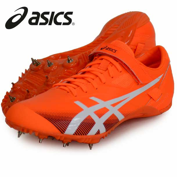 SP BLADE SF 2【ASICS】アシックスTRACK FIELD FOOTWEAR 短距離スパイク19SS(1093A001-800)*26